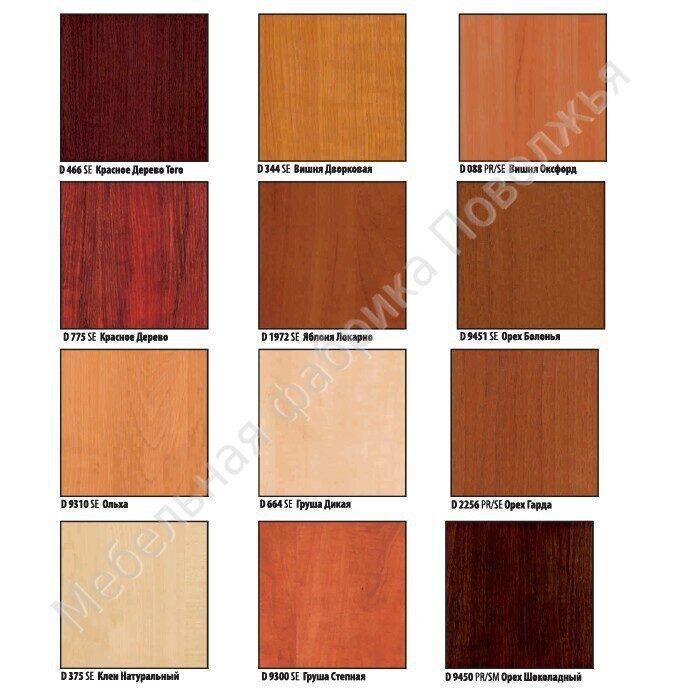 Как выбрать цвет мебели для комнат, имеющих нестандартные размеры ...   688x682